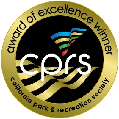 Award of Excellence Presented by California Park & Recreation Society District 6